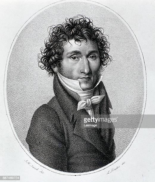 Portrait of Niccolo Paganini Private collection