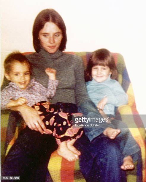Portrait of Nicole Baker and her children Jeremy and Sunny Marie mid to late 1970s Baker had a relationship Gary Gilmore who was eventually convicted...