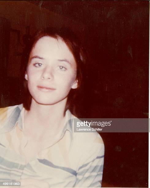 Portrait of Nicole Baker mid to late 1970s Baker had a relationship Gary Gilmore who was eventually convicted and later executed