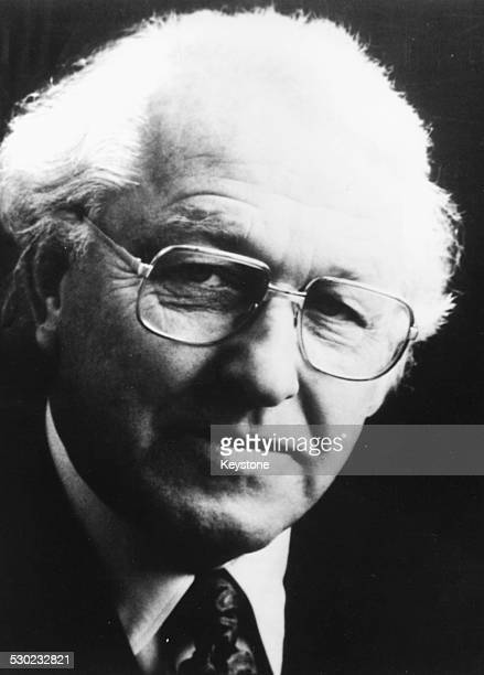 Portrait of opera director Wolfgang Wagner August 1979