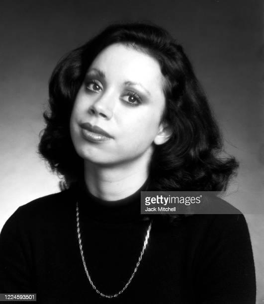 Portrait of Opera singer Maria Ewing January 1977