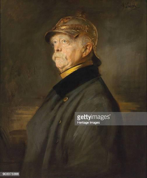 Portrait of Otto von Bismarck Private Collection