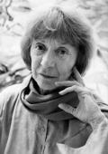 Portrait of painter elaine de kooning east hampton new york 1985 picture id156924848?s=170x170