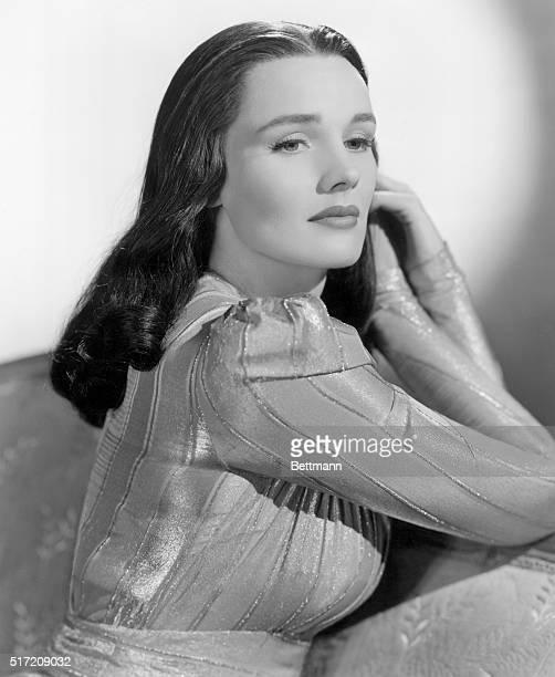 Portrait of Paramount Pictures actress, Frances Farmer.