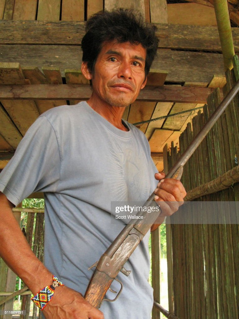 Portrait Of Edwin Chota : News Photo