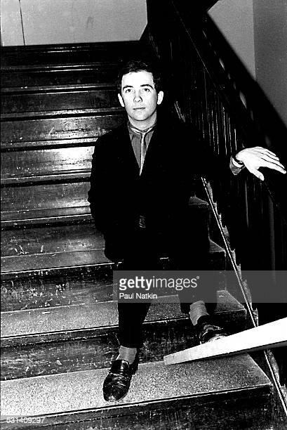 Portrait of Pete Shelley Chicago Illinois April 25 1982