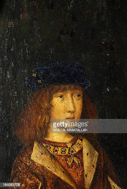Portrait of Philip I of Castile known as The Fair King Consort of Castile and Leon Vienna Kunsthistorisches Museum