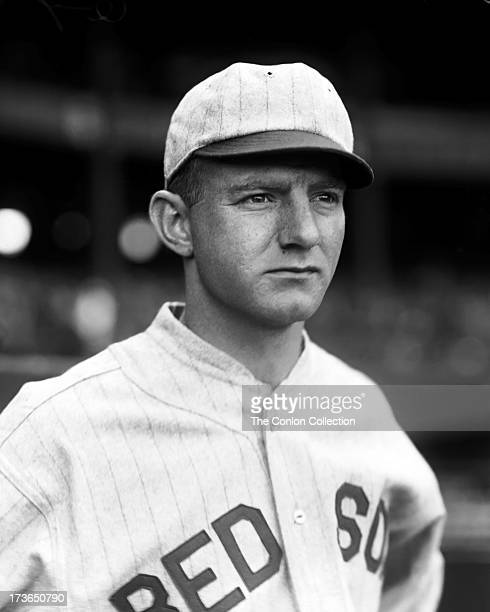 A portrait of Philip J Todt of the Boston Red Sox in 1927