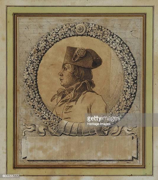 Portrait of PhilippeFrançoisJoseph Le Bas c 1793 Private Collection Artist David Jacques Louis