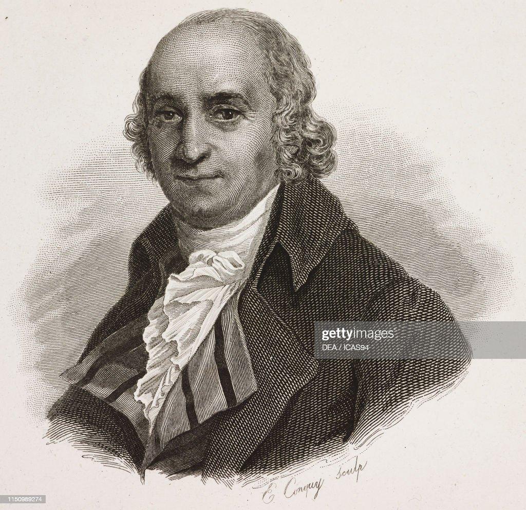 Pierre Samuel Dupont de Nemours : Photo d'actualité