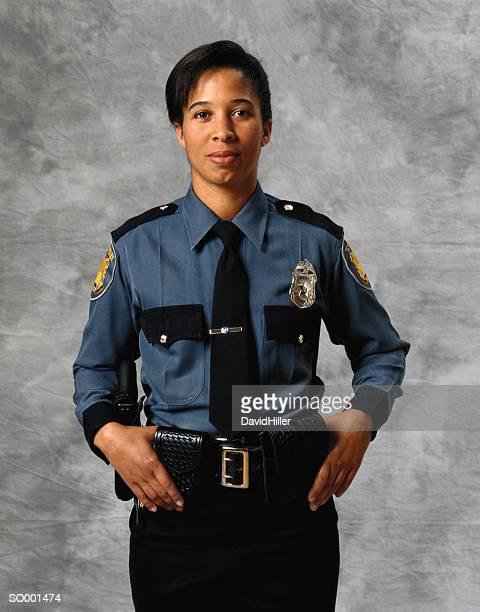 Portrait of Police Officer