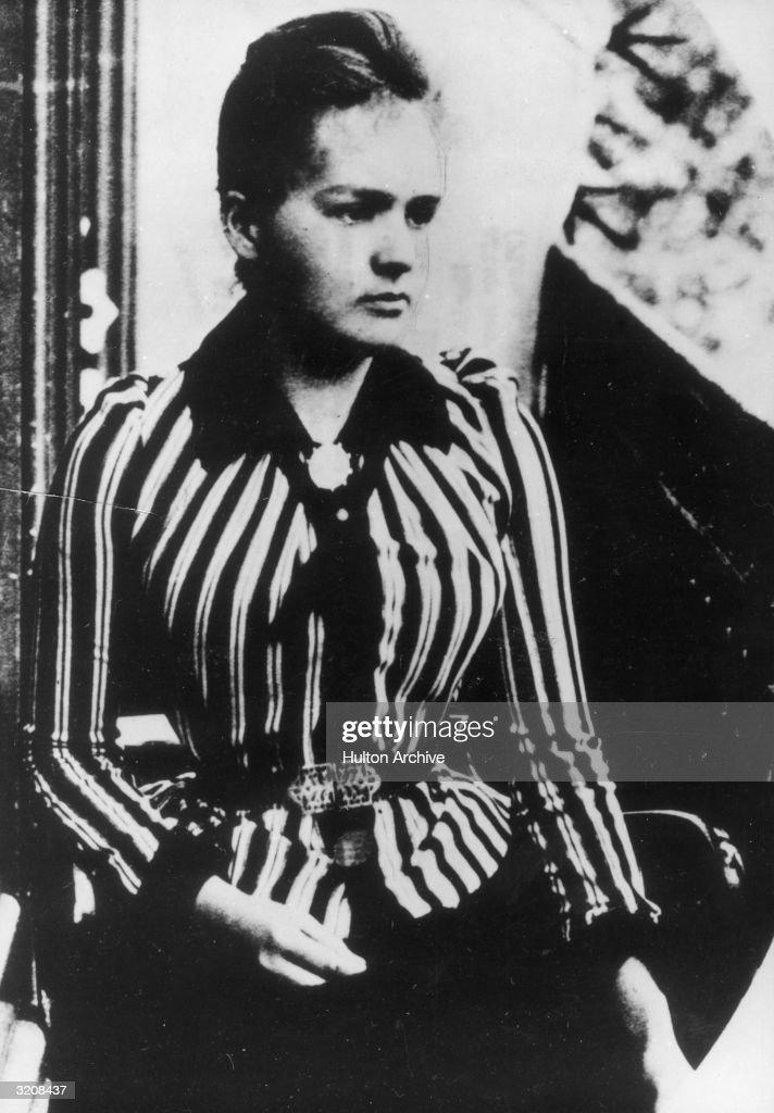 Curie In Paris : News Photo