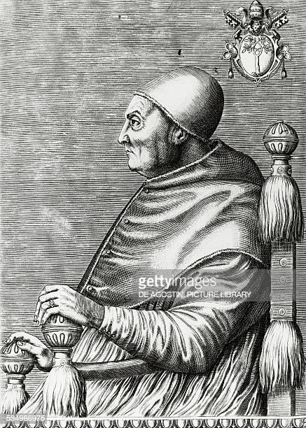 シクストゥス4世 ストックフォト...