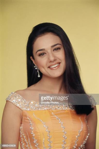 2006 Portrait of Preity Zinta
