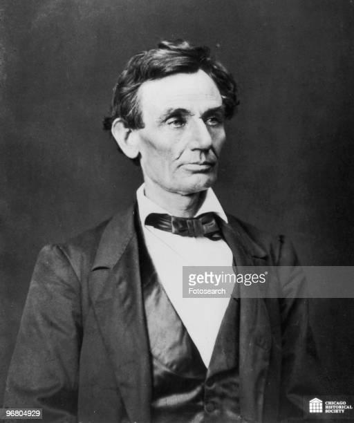 Portrait of President Abraham Lincoln by Alexander Hesler June 3 1860