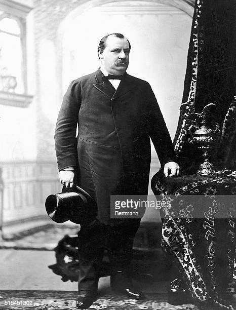Portrait of President Grover Cleveland Undated photograph BPA2# 3858