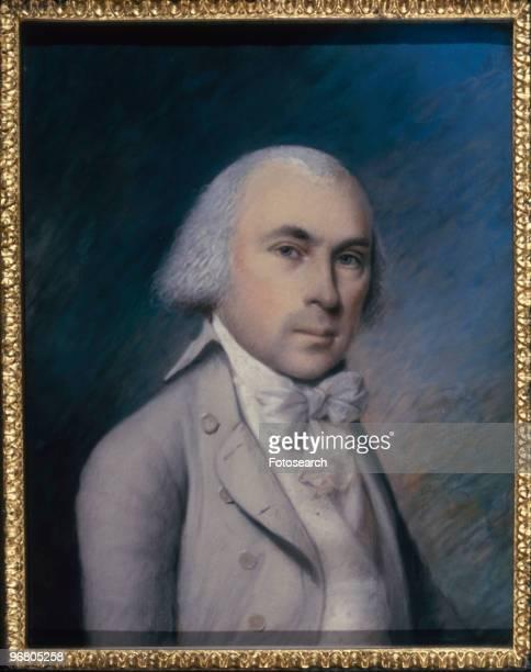 Portrait of President James Madison circa 1810