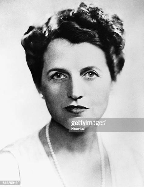 Portrait of President Kennedy's mother, Rose F. Kennedy, ca. 1937-1940.