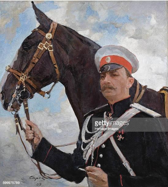 Portrait of Prince Felix Yusupov, Count Sumarokov-Elston , 1909. Found in the collection of Constantine Palace, St. Petersburg. Artist : Serov,...