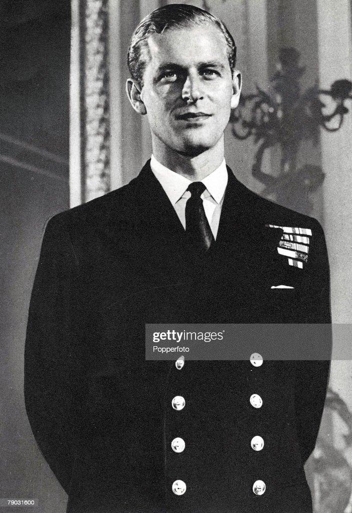 Prince Philip Mountbatten : ニュース写真