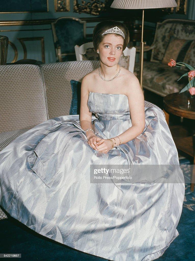 Princess Birgitta Of Sweden : News Photo