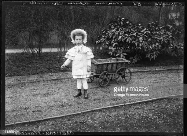 Portrait of Princess Marie Charlotte of Belgium between 1900 and 1919
