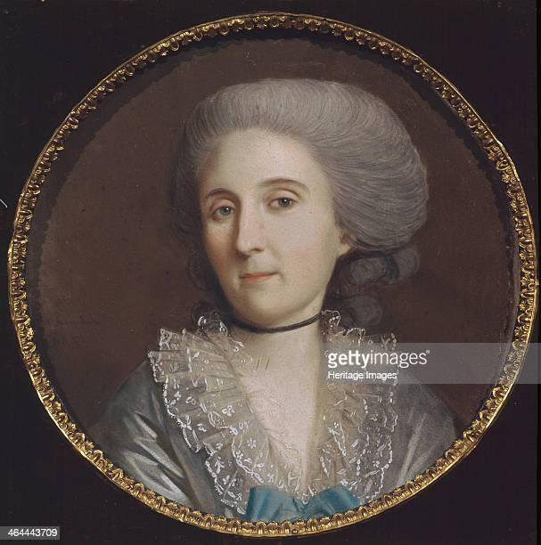 Portrait of Princess Natalya Vladimirovna Saltykova 1784 Found in the collection of the State Tretyakov Gallery Moscow
