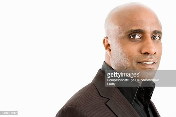 Portrait of professional man