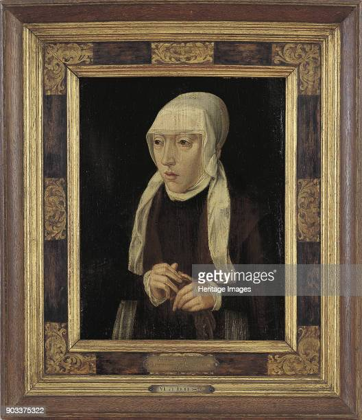Portrait of Queen Mary of Hungary Found in the Collection of Kasteel Huis Bergh