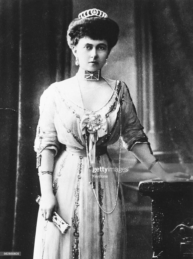 Queen Sophia Of Greece : News Photo