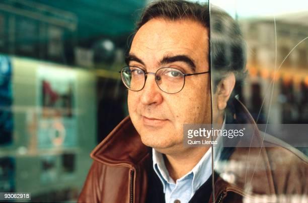 Portrait of Ramon de Espana writer and film director