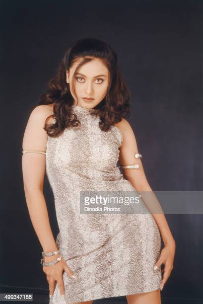 1999 Portrait of Rani Mukerji
