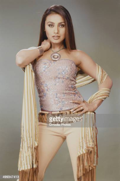 2002 Portrait of Rani Mukerji
