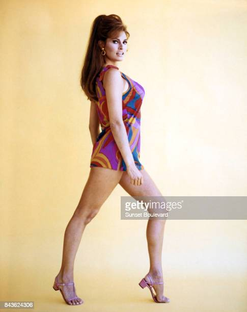 Portrait of Raquel Welch circa 1960