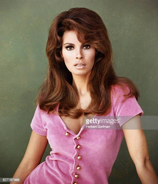 Portrait of Raquel Welch