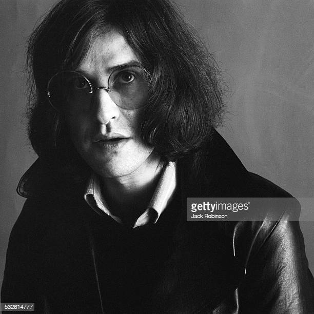 Portrait of Ray Davies singer for the Kinks late 1960s or early 1970s