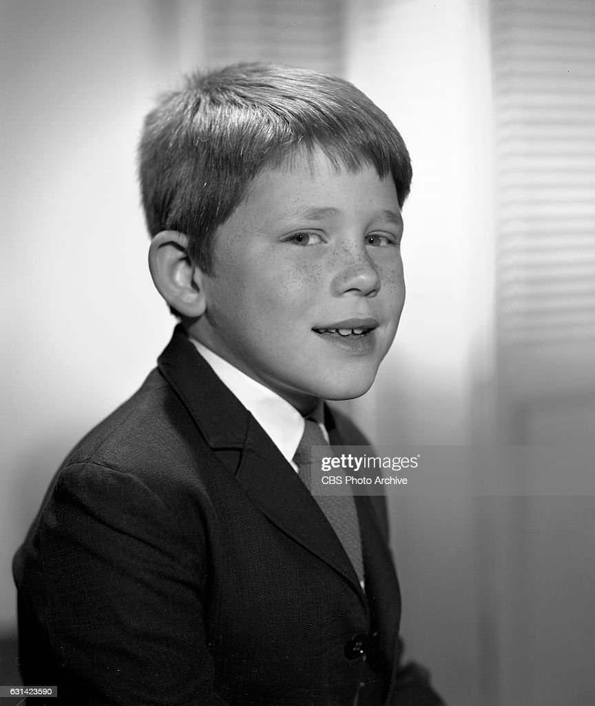 Portrait Of Ron Howard He Portrays Opie Taylor On The Andy