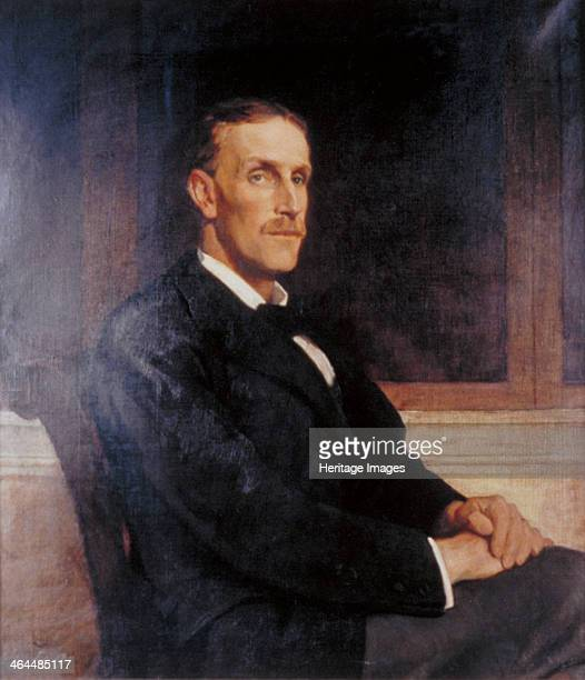 Portrait of Ronald Collet Norman, c1918-1937. Norman was a banker, administrator and politician. He served as Chairman of the London County Coumcil...