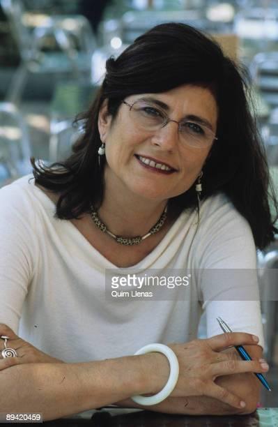 Portrait of Rosa Verges film director