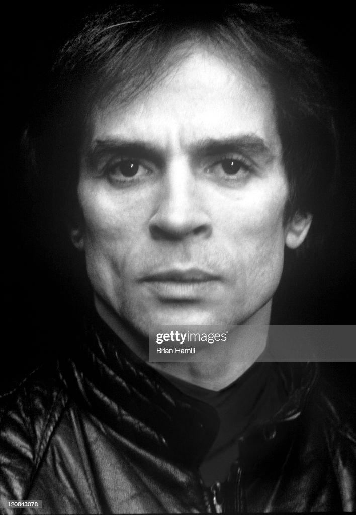 Portrait of Russian-born French dancer and actor Rudolf Nureyev (1938 - 1993) at the Paris Opera, Paris, France, 1981.
