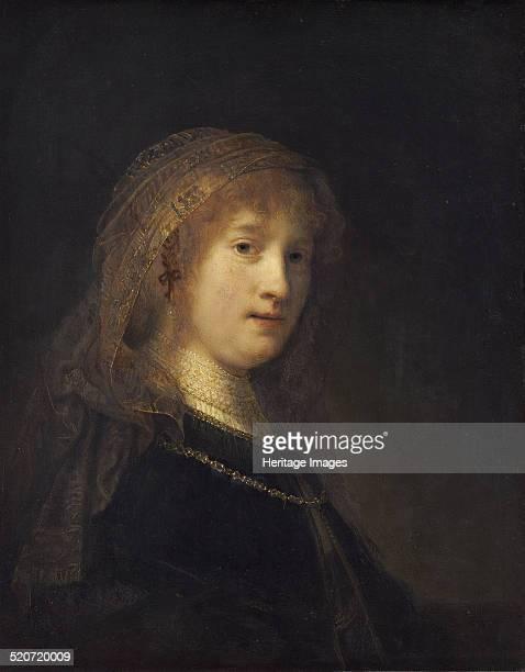 Portrait of Saskia van Uylenburgh Found in the collection of National Gallery of Art Washington