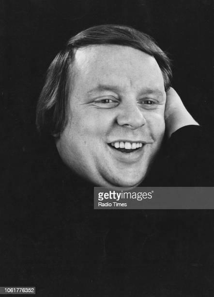 Portrait of satirist John Bird circa 1975