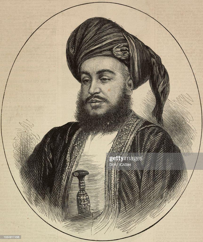 Sayyid Barghash bin Said Al-Busaid : Photo d'actualité