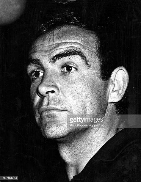 Portrait of Scottish actor Sean Connery best known for his role as James Bond November 1965