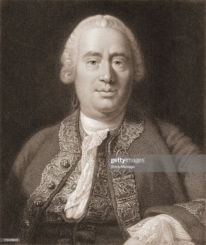 Portrait Of David Hume : ニュース写真