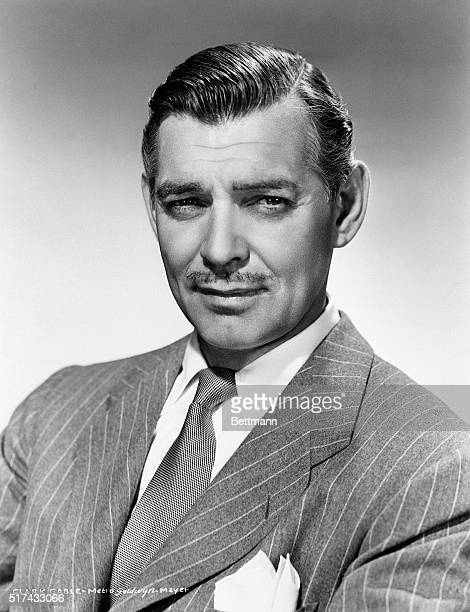 A portrait of screen actor Clark Gable MGM star filed 6/15/1946