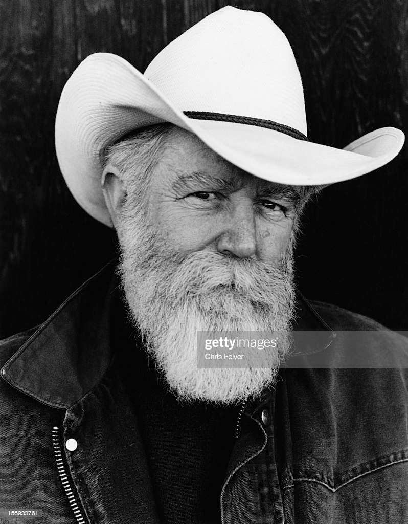 Portrait Of James Turrell : News Photo