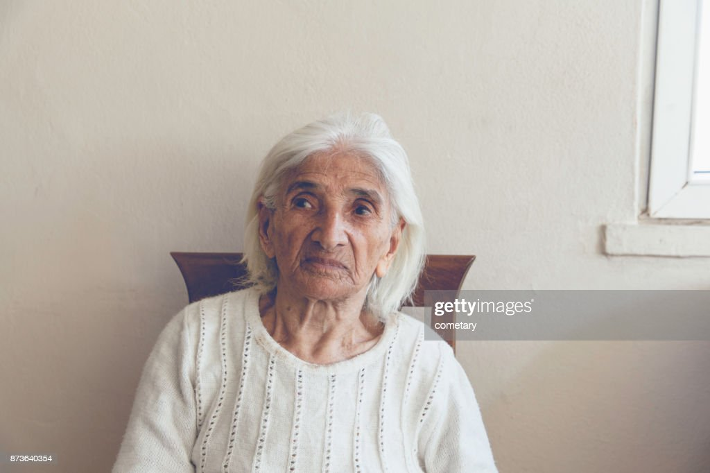 Portrait of Senior Women : Stock Photo