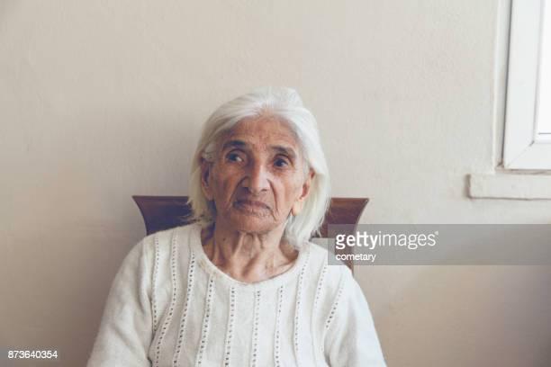 Portrait of Senior Women