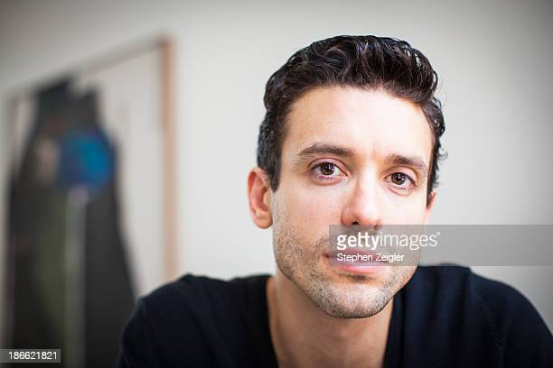 portrait of serious looking young man - 30 34 years stock pictures, royalty-free photos & images